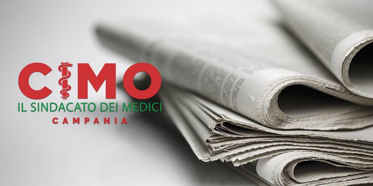 CIMO, SENZA DIGNITA' EMENDAMENTO SU INCARICHI A MEDICI CON CONTRATTI AUTONOMI