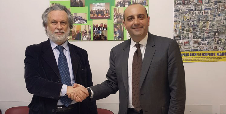 Siglata la partnership tra RCS Communication e CIMO Campania