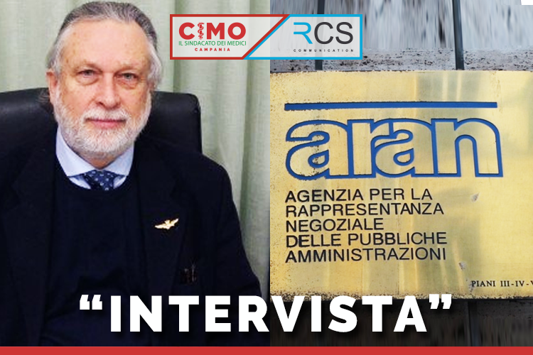 Riunione ARAN: Dr. Antonio De Falco sarà intervistato da RCS Communication